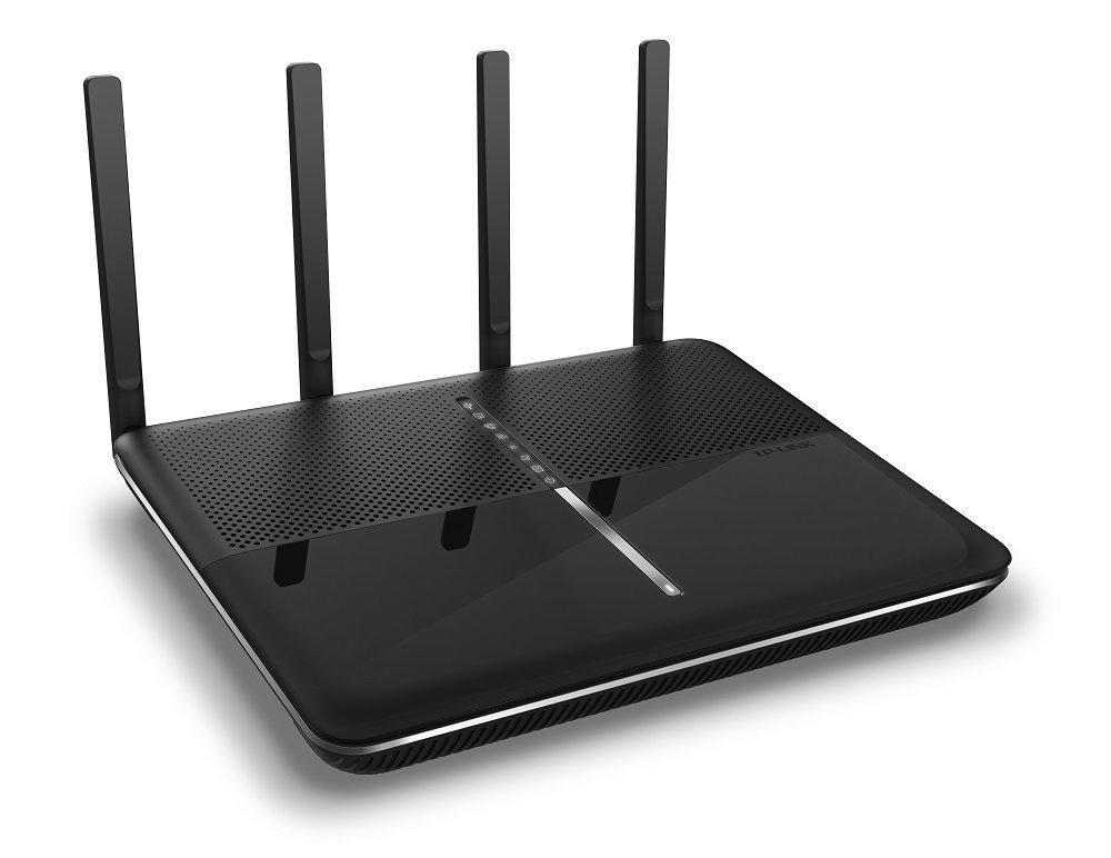 TP-Link Archer C2600 – Dual-Band WLAN-Router mit bis zu 2,6 Gbit/s