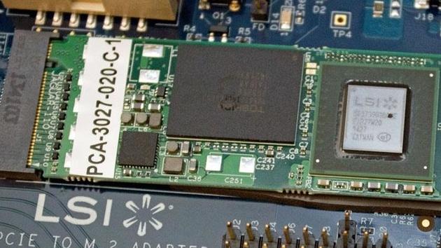 SF3700: Ein Lebenszeichen der neuen SandForce-Controller
