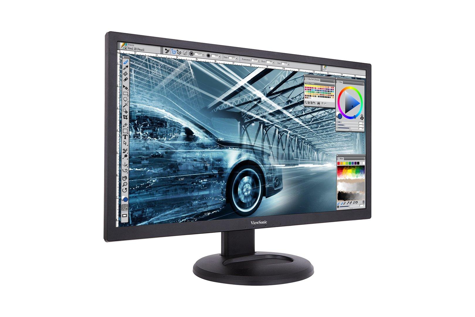 ViewSonic VG2860mhl mit Ultra HD