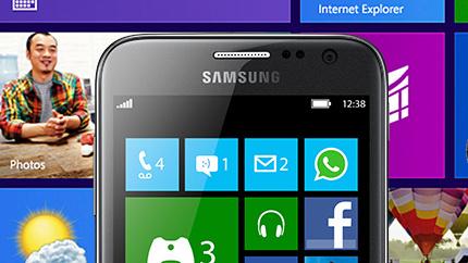 Smartphone: Rechtsstreit steht Windows Phone von Samsung im Weg