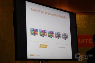 MediaTek steckt in mehr Geräten als allgemein bekannt ist