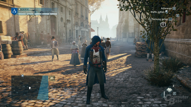 Assassin's Creed: Unity – ohne Gameworks
