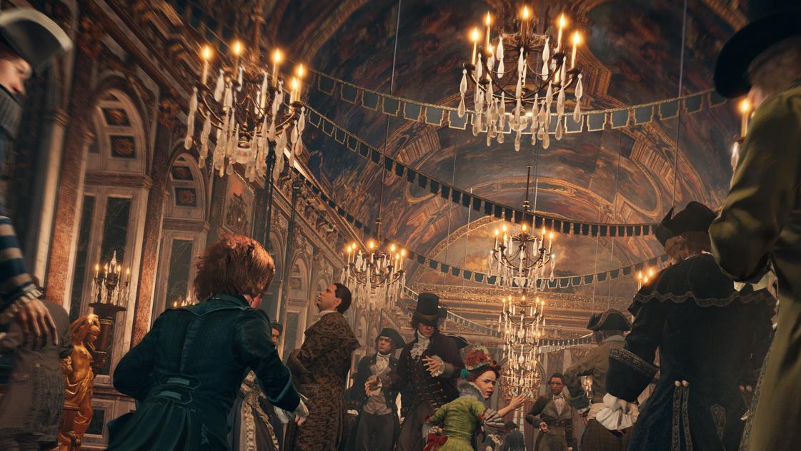 AC Unity und Far Cry 4: So viel Leistung kosten Effekte aus Nvidia Gameworks
