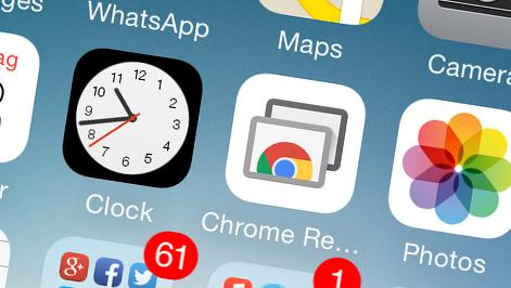 Chrome Remote Desktop: PCs mit Chrome lassen sich jetzt auch über iOS steuern