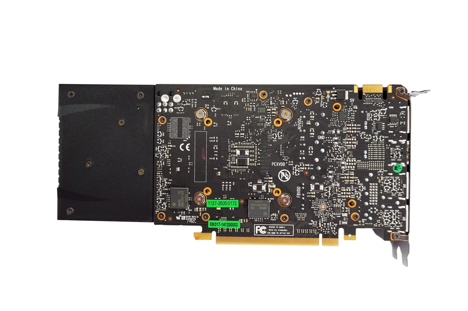 KFA2 GeForce GTX 960 im Referenzdesign