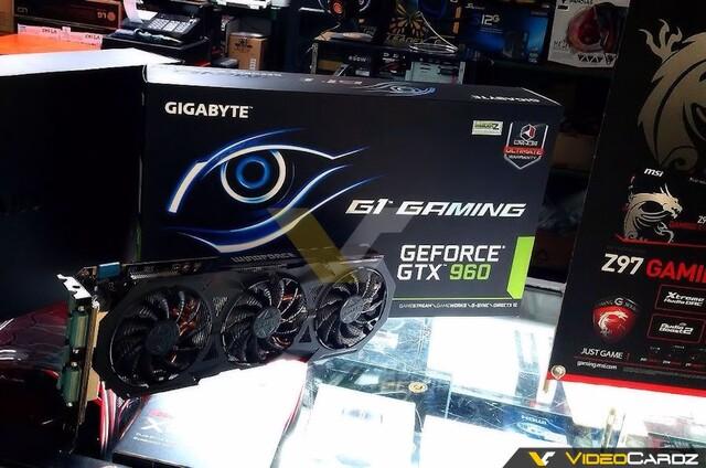 Gigabyte GTX 960 G1 GAMING