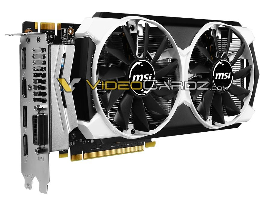MSI GeForce GTX 960 2GD5