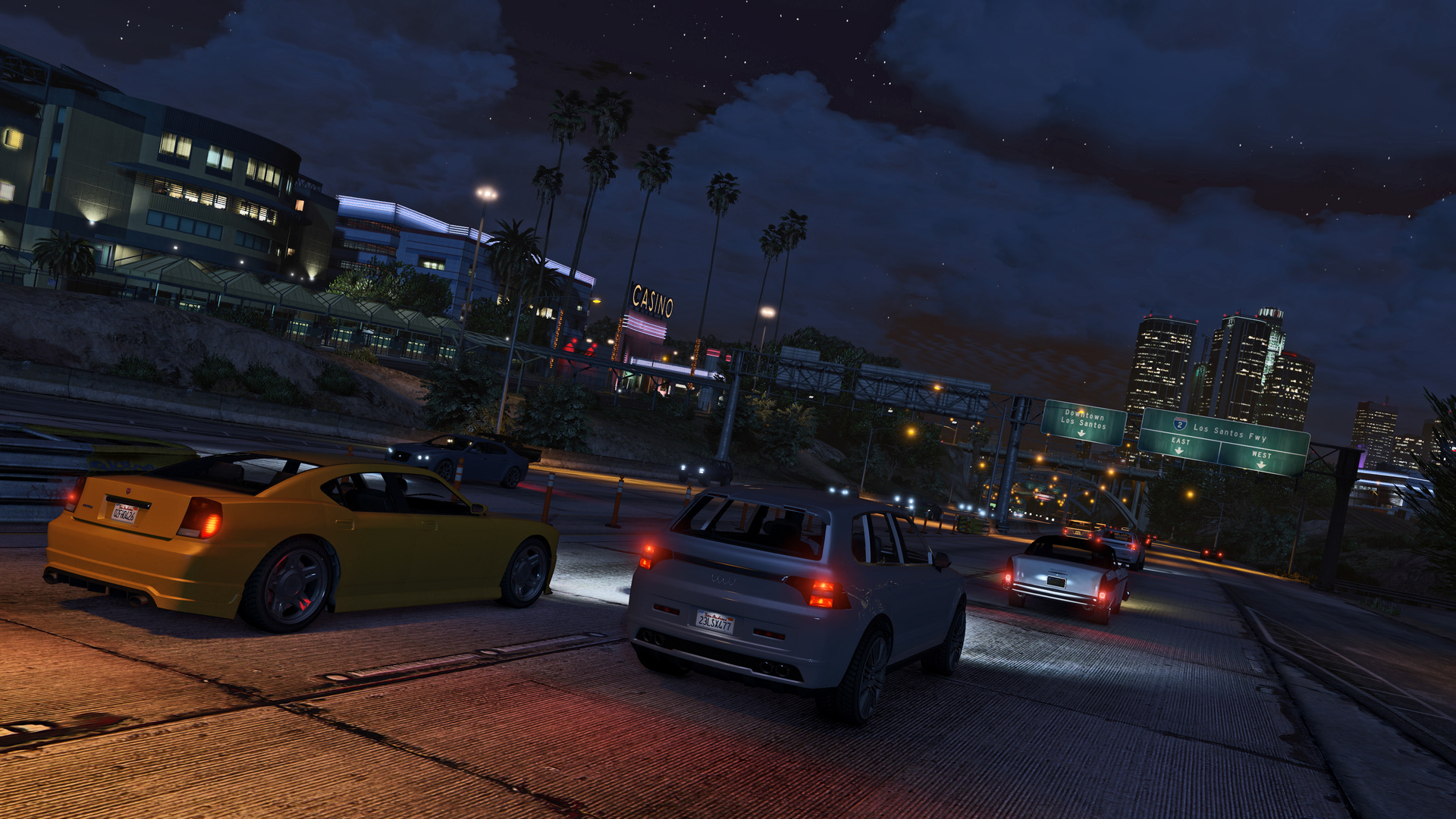 GTA V – PC-Screenshots