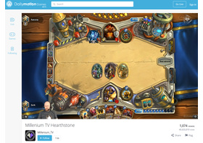 Dailymotion Games (Livestream)