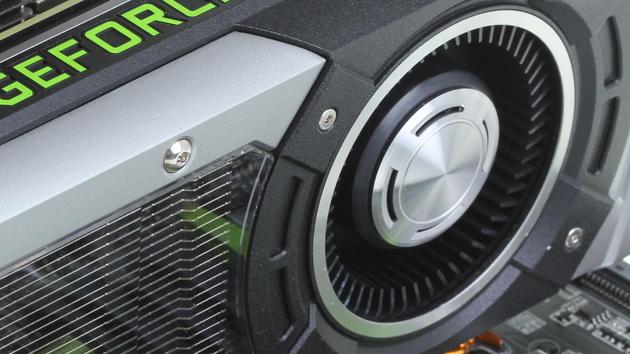 Big Maxwell GM200: Nvidia GeForce GTX Titan X soll die Lüfter abschalten