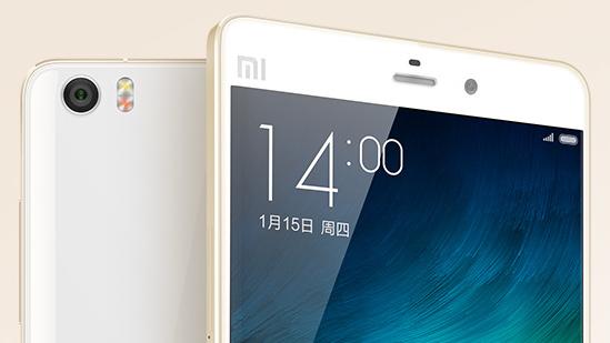 Mi Note und Mi Note Pro: Xiaomi mit zwei neuen 5,7-Zoll-Flaggschiffen