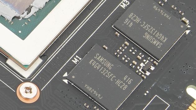 Grafikspeicher: Samsung fertigt 8-Gbit-GDDR5 mit 4.000 MHz in Serie