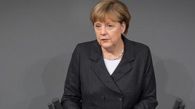 Vorratsdatenspeicherung: Merkel fordert neue EU-Richtlinie