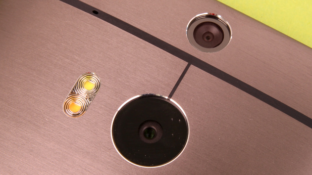 One (M9): HTCs UltraPixel sollen auf die Front wandern