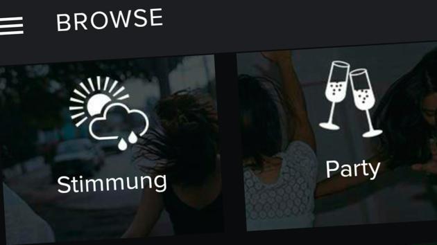 Spotify 5.0: Version für Windows Phone holt auf aber nicht ein