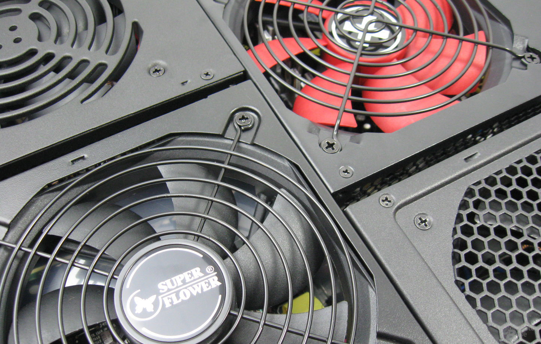 350-Watt-Netzteile für Office, Multimedia und sparsame Gaming-PCs
