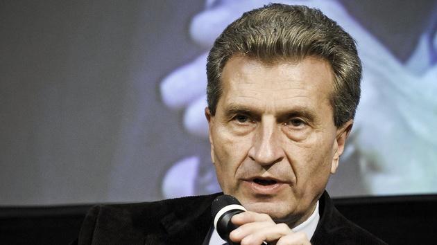 EU-Reform: Oettinger will Netzneutralität und Datenschutz lockern
