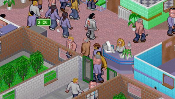 Gratis Spiel: Theme Hospital kostenlos auf Origin