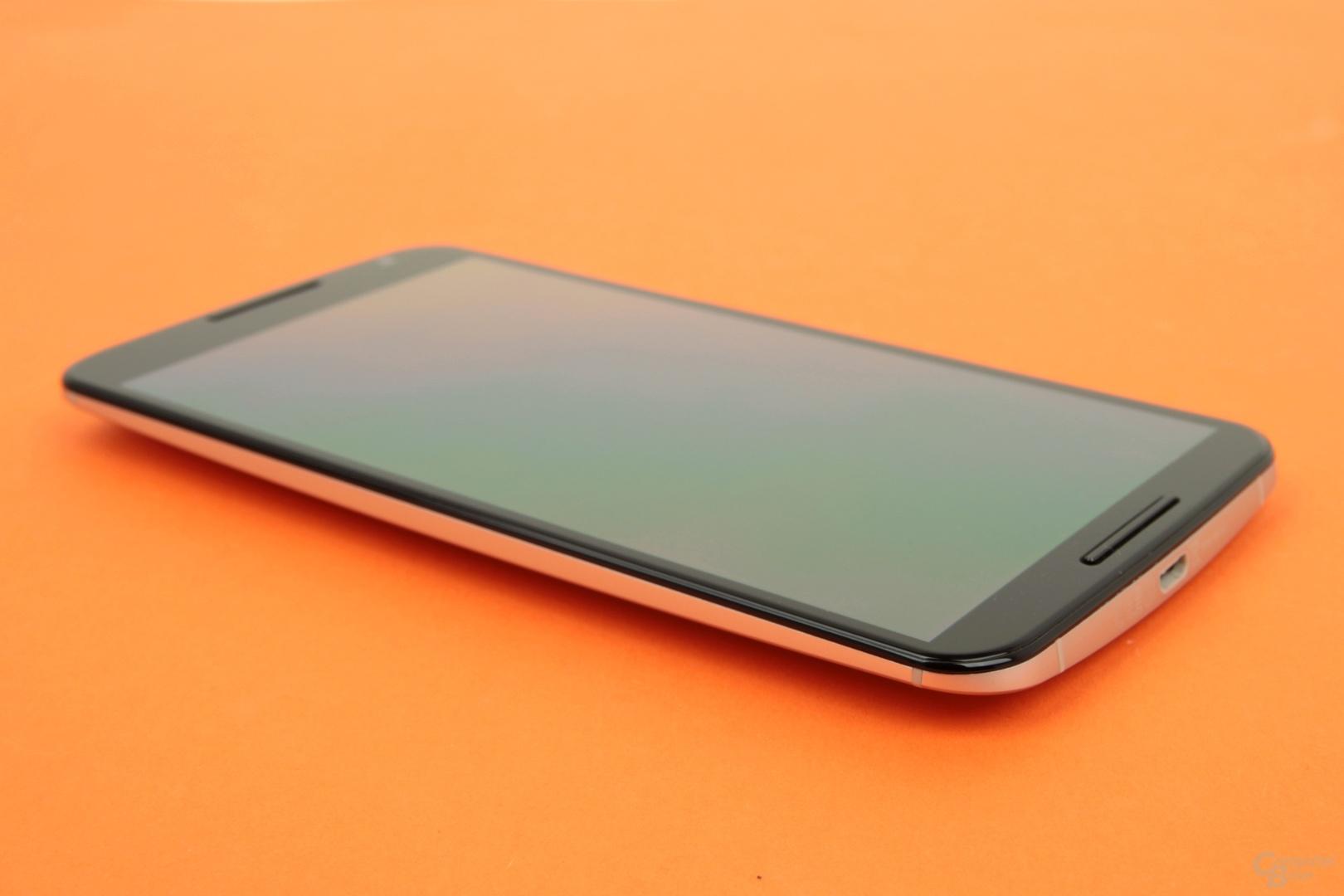 Google Nexus 6: Dickschiff mit dicker Leistung