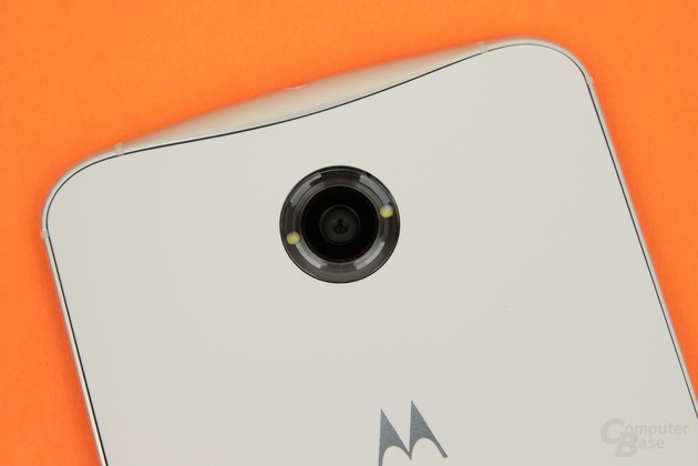 Google Nexus 6: Jetzt mit 13-Megapixel-Kamera und Dual-LED-Blitz in Ringanordnung