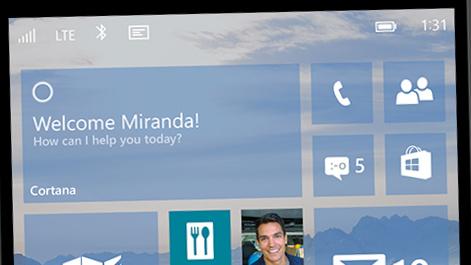 Windows 10: Für Smartphones und Tablets mit Windows Phone und RT