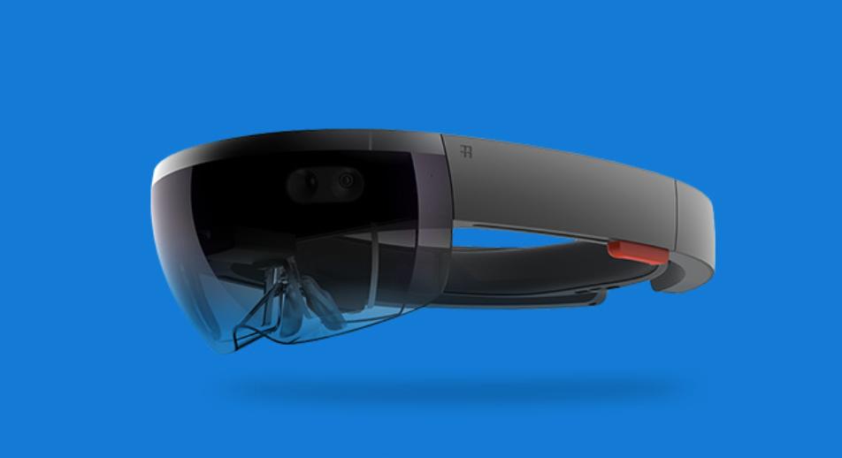 Die Datenbrille HoloLens von Microsoft