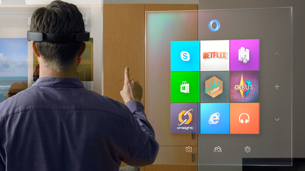 HoloLens: Microsofts virtuelle Realität setzt auf Hologramme