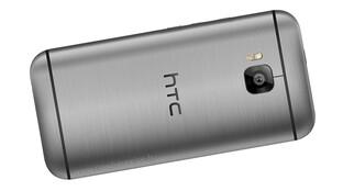 HTC One (M9) – Pressefoto der Rückseite