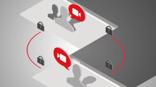MegaChat: Kim Dotcom greift Skype mit verschlüsseltem Videochat an