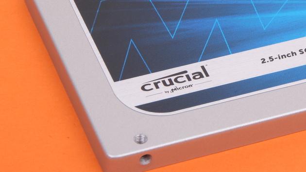 Crucial BX100: Einsteiger-SSD verfügbar, aber noch kein Preisbrecher