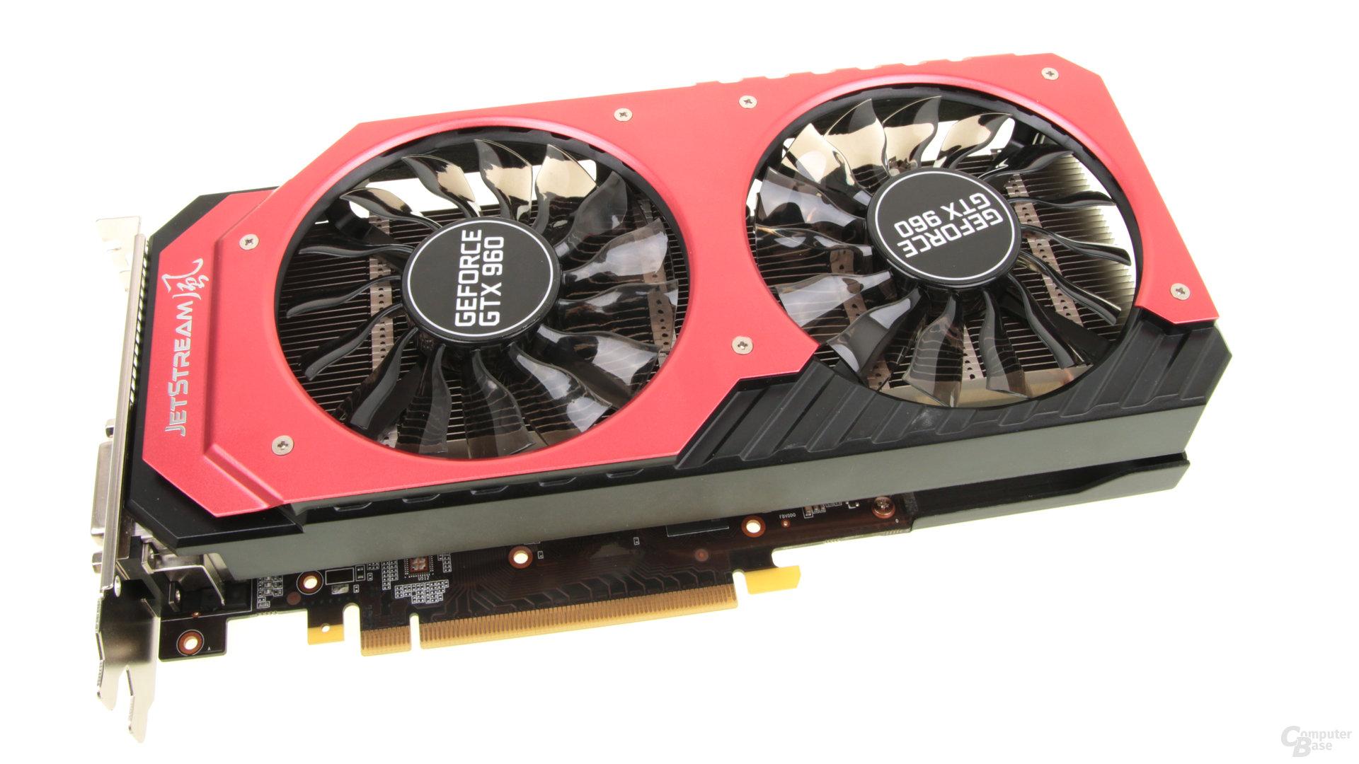 Palit GeForce GTX 960 Super JetStream