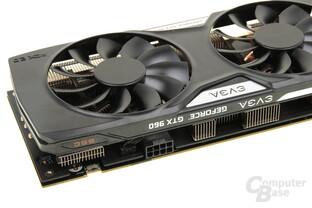 EVGA GeForce GTX 960 SuperSC - Stromanschluss