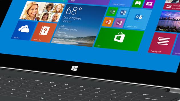 Windows 10: Tablets mit Windows RT erhalten kein vollständiges Update