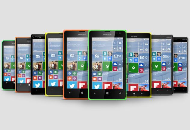 Kommt Windows 10 für diese Smartphones?