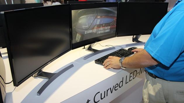 Acer Predator XR341CK: Krumme 34 Zoll mit 144 Hz und G-Sync