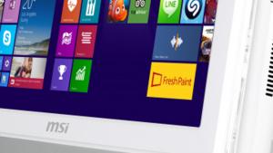 MSI Adora20 5M: All-in-One-PCs mit AMDs Beema-APU