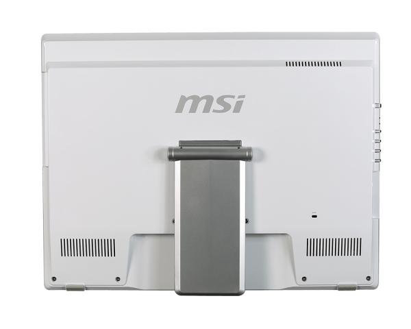MSI Adora20 5M - die Rückseite