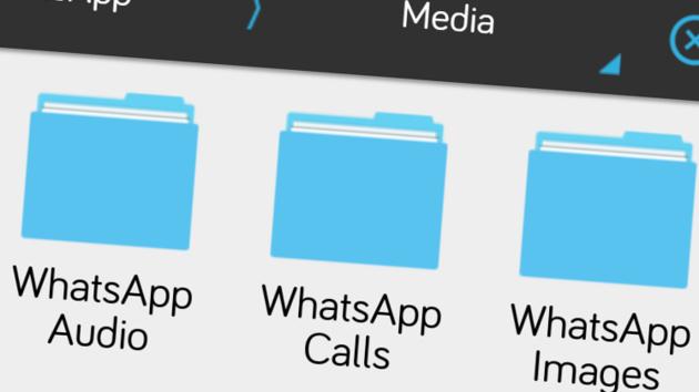 WhatsApp: Ordner gibt Hinweis auf Telefonie-Funktion
