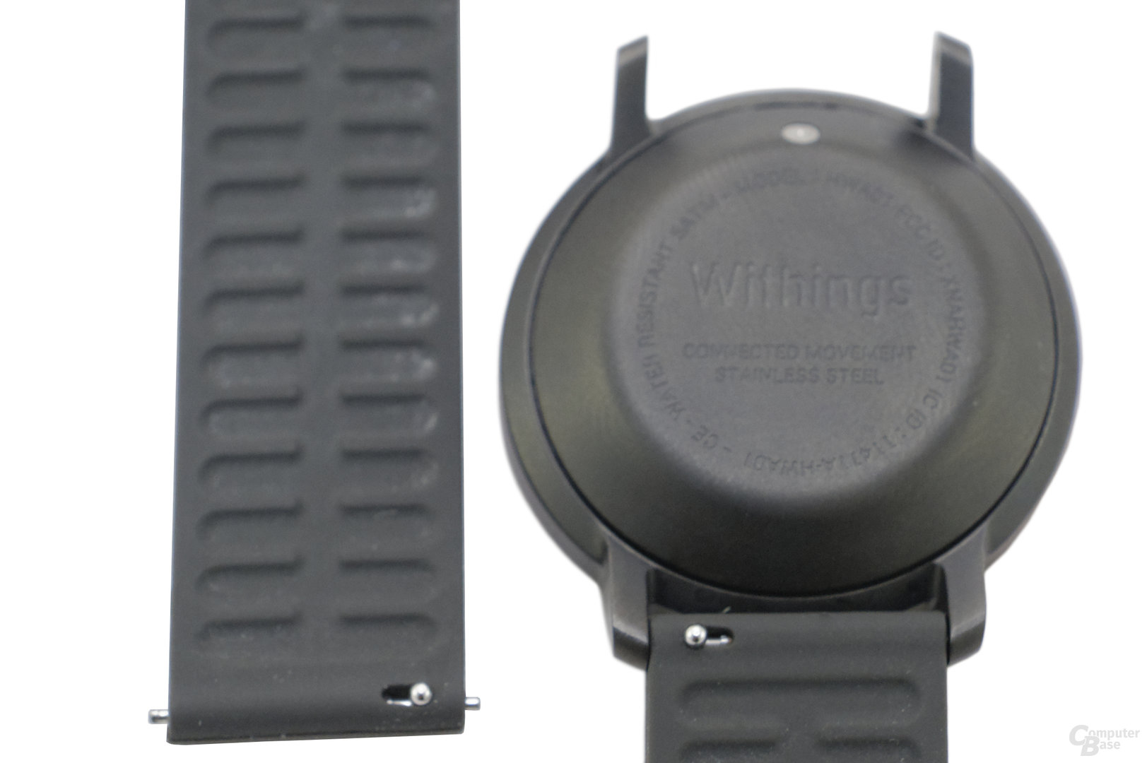 Withings Activité Pop – leicht abnehmbares Armband