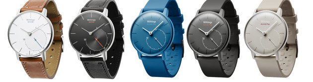 Withings Activité und Withings Activité Pop