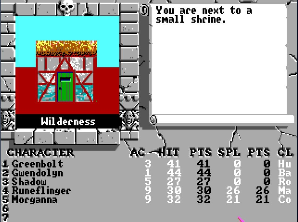 The Bard's Tale III: Thief of Fate (1988)