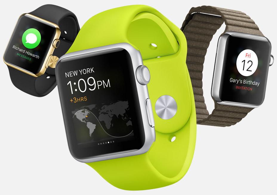 Apple Watch Edition / Apple Watch Sport / Apple Watch