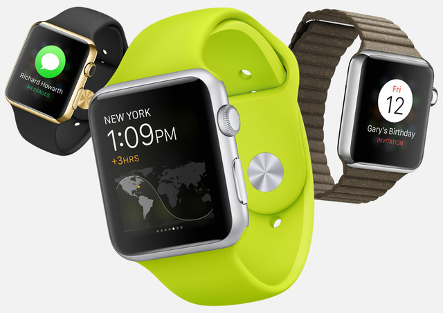 Apple Watch Edition / Apple Watch Sport / Apple Watch