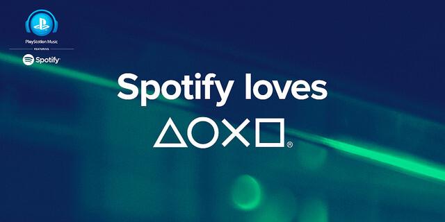 Sony und Spotify kooperieren bei PlayStation Music