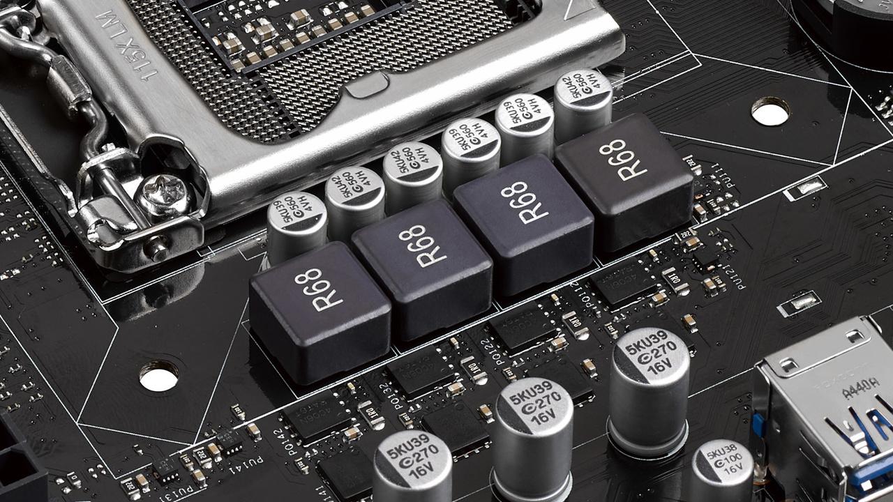 Asus B85M-Gamer: Mainboard mit B85-Chipsatz in Micro-ATX für Spieler