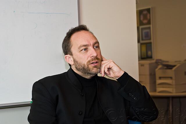 """Jimmy Wales ist gegen das """"Recht auf Vergessenwerden"""""""