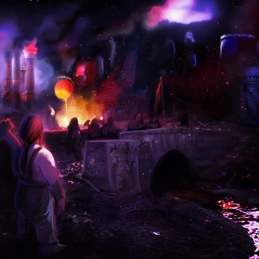 Underworld Ascendant (Artworks)