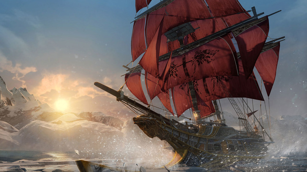 Assassin's Creed Rogue: Templer meucheln ab März auf dem PC