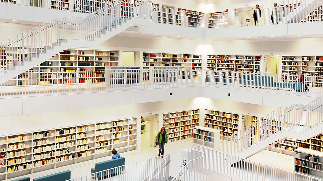 Books on Demand: Self-Publishing-Bücher in öffentlichen Bibliotheken