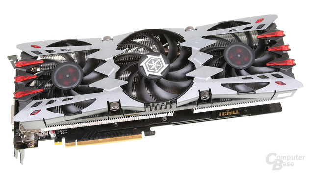 Inno3D iChill GeForce GTX 960 X3 Air Boss